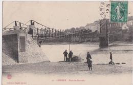 Bv - Cpa LORIENT - Pont De Kermélo - Lorient