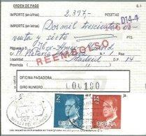 GIRO 1983 MOTILLA DEL PALANCAR CUENCA - 1931-Hoy: 2ª República - ... Juan Carlos I