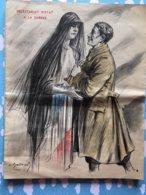 WWII Propagande Vichy Secretariat D'etat A La Guerre Petain  1941 A Galland Illustrateur - Documents Historiques