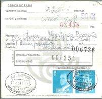 GIRO 1983 MONTILLA DEL PALANCAR CUENCA - 1931-Hoy: 2ª República - ... Juan Carlos I