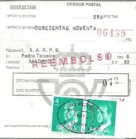 GIRO 1983 CUELLAR SEGOVIA - 1931-Hoy: 2ª República - ... Juan Carlos I