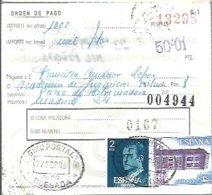 GIRO 1983 QUESADA JAEN - 1931-Hoy: 2ª República - ... Juan Carlos I