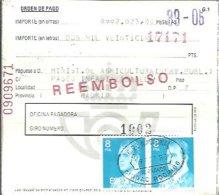 GIRO 1983 CIUDAD RODRIGO SALAMANCA - 1931-Hoy: 2ª República - ... Juan Carlos I