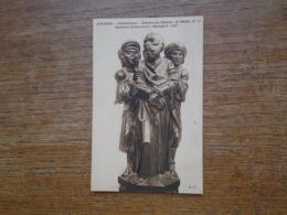 Amiens , Cathédrale , Stalles Du Choeur , Samson Prisonnier - Amiens