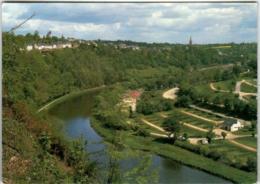 31ksk 520 CHATEAUNEUF DU FAOU - LE CANAL DE NANTES A BREST  (DIMENSIONS 10 X 15 CM) - Châteauneuf-du-Faou