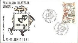 MATASELLOS 1981 PALENCIA - 1931-Hoy: 2ª República - ... Juan Carlos I