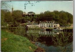 31ksk 1028 CHATEAUNEUF DU FAOU- LE CANAL AU PIED DE NOTRE DAME DES PORTES (DIMENSIONS 10 X 15 CM) - Châteauneuf-du-Faou