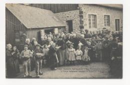 29 KERITY PENMARCH - Distribution De Soupe à L'usine Saupiquet - Belle Animation - Cpa Finistère - Penmarch
