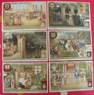 6 Chromo Liebig : Verdi Et Ses Oeuvres. 1913. S 1082. Chromos - Liebig