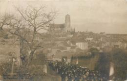 Lot 2 CPA 49 Maine Et Loire La Pommeraye Carte Photo 1922 La Procession Du Christ + Groupe De La Passion - France