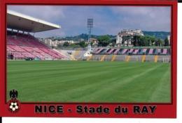 STADE DU RAY RUGBY FOOTBALL NICE ESTADIO STADIUM STADIO - Fútbol