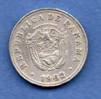 Panama  -  5 Centesimos  1962  -  état  TB+ - Panama