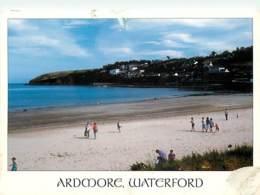 Irlande - Waterford - Ardmore - Scènes De Plage - Etat Coups Visible Sur Le Haut De La Carte - Ireland - Voir Scans Rect - Waterford