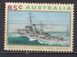 Australia 1993 -  Warships - 1990-99 Elizabeth II