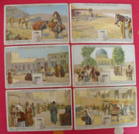 6 Chromo Liebig : En Palestine. 1914. S 1098. Chromos - Liebig
