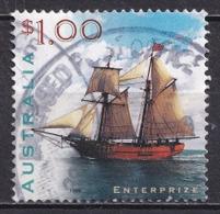 Australia 1999 - The History Of Sailing - 1990-99 Elizabeth II