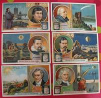 6 Chromo Liebig : Astronomes. 1906. S 846. Chromos (édition Française) - Liebig