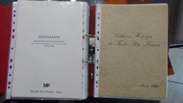 46 Documents Philatéliques An 1988 Complète (côte 2003 : 503 Euros) PORT 8.80 Euros COLISSIMO OFFERT (pour La France) - Collezioni (in Album)