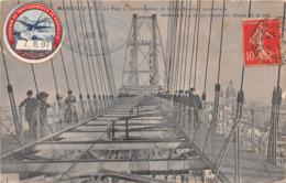 MARSEILLE - Le Pont à Transbordeur, Le Tablier Formant Promenade Aérienne à 52  M Au-dessus De La Mer - Autres