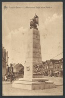 "+++ CPA - KOKSIJDE - COXYDE - Le Monument Belge ""Aux Morts""  // - Koksijde"