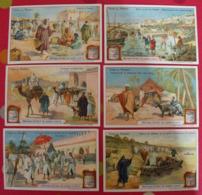 6 Chromo Liebig : Vues Au Maroc. 1906. S 854. Chromos - Liebig