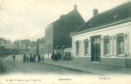 Oorderen - Zandstraat - Hoelen 1607 - 1906 - Antwerpen