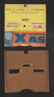Disque De Stationnement Avec Sa Pochette - MICHELIN . X AS . Asymétrique -  Voir Les 4 Scannes - Material Y Accesorios