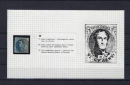 N°7 (ntz) (plaat II Positie 30) GESTEMPELD - 1851-1857 Medallions (6/8)