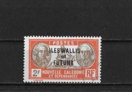 Wallis Et Futuna Yv. 61 O. - Wallis And Futuna
