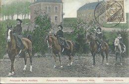 Luxembourg,Prinzessin Maria Adellheid,Charlotte,Hilda,Antonia 1908 - Luxemburg - Stad