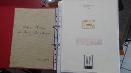 47 Documents Philatéliques An 1991 Complète (côte 2003 : 610 Euros) PORT 8.80 Euros COLISSIMO OFFERT (pour La France) - Collezioni (in Album)