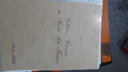 42 Documents Philatéliques An 1992 Complète (côte 2003 : 387 Euros) PORT 8.80 Euros COLISSIMO OFFERT (pour La France) - Stamps
