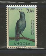 ANGOLA 1966, BIRDS,#346, MNH - Angola