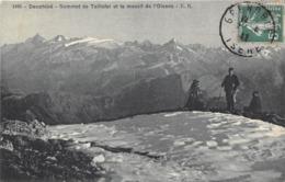 DAUPHINE - Sommet De Taillefer Et Le Massif De L'Oisans - France