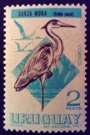 Uruguay 1968 Animal Oiseau Bird Yvert 764 ** MNH - Uruguay
