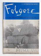 Aeronautica - Folgore - Giornale Dei Paracadutisti - N. 12 - Dicembre 1966 - Livres, BD, Revues