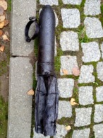 "RRR! WWII  Bombe AO-8m3 ""French Type"" OBUS Projektil  Neutralisé - Decorative Weapons"