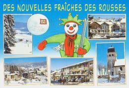 Jura        H162        Les Rousses ( 5 Vues ) - France