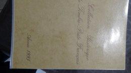 50 Documents Philatéliques An 1995 Complète (côte 2003 : 508 Euros) PORT 8.80 Euros COLISSIMO OFFERT (pour La France) - Timbres
