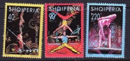 Europa Cept 2002 Albania 3v ** Mnh (45177) ROCK BOTTOM PRICE - 2002