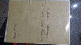 43 Documents Philatéliques An 1996 Complète (côte 2003 : 445 Euros) PORT 8.80 Euros COLISSIMO OFFERT (pour La France) - Sellos