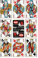 Jeu De 32 Cartes A Jouer Publicitaire UNIL - Playing Card JEU LUXE - 32 Cards