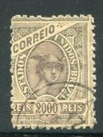 BRESIL- Y&T N°88- Oblitéré - Brazil