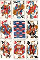 Jeu De 32 Cartes A Jouer  Publicitaire -  Régis Française Des Tabacs Playing Card - 32 Karten