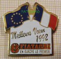 FIATAGRI EN EUROPE LE PREMIER FIAT AGRICULTURE 1992 - Fiat