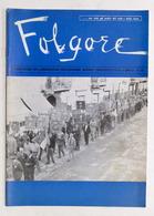 Aeronautica - Folgore - Giornale Dei Paracadutisti - N. 9 - 10 - 1965 - Livres, BD, Revues