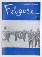 Aeronautica - Folgore - Giornale Dei Paracadutisti - N. 11 - Novembre - 1965 - Livres, BD, Revues