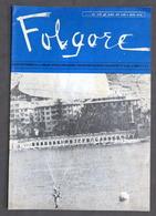 Aeronautica - Folgore - Giornale Dei Paracadutisti - N. 8 - 9 - 1967 - Livres, BD, Revues