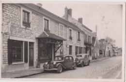 Photo De BARBIZON (77) Hotel Restaurant De La Clef D'or, Grand Rue, Traction, Photographe E. LASSERON à Melun - Places