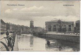 Thorvaldsen  Museum.  Copenhagen  Used 1905. . Denmark.  S-4783 - Musei